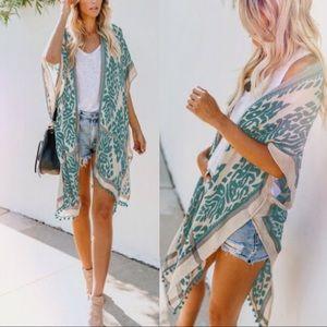 Last one! Take me away tassel kimono